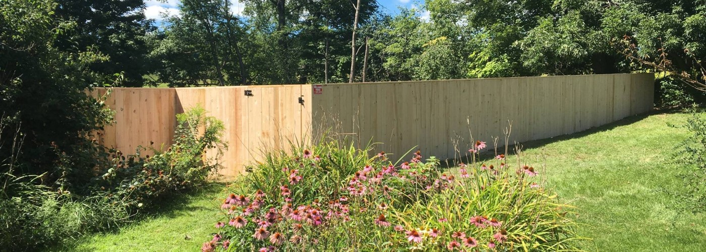 Wood Fences in Central NY: What You Should Know